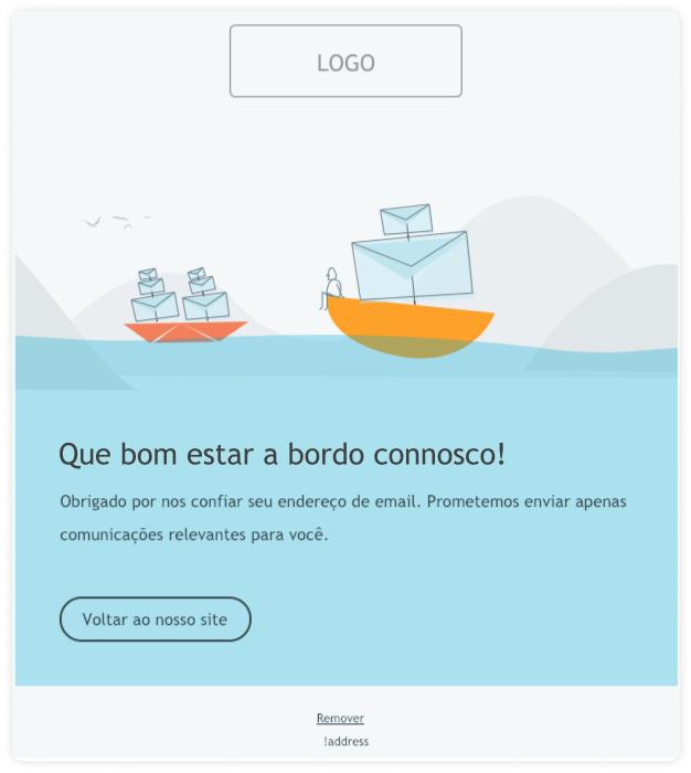 Usar modelo de Autoresponder no Builder - Criar Campanha Email Marketing | E-goi