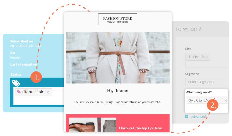 Email Marketing Segmentation - Segment Creation | E-goi