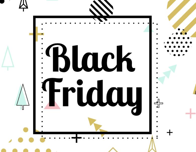 Templates de Email Marketing Grátis para a Black Friday e Cyber Monday