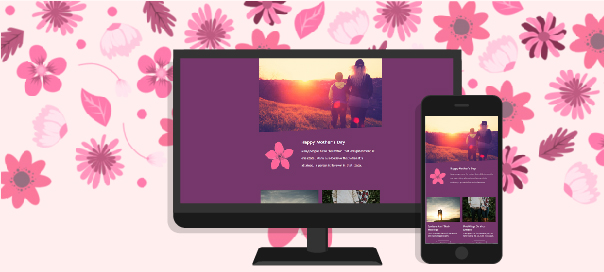 free mother's day email templates