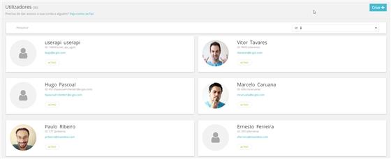 """A renovada página """"Usuários"""" do E-goi"""