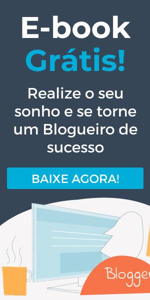 Banner Ebook Blogueiro Sucesso