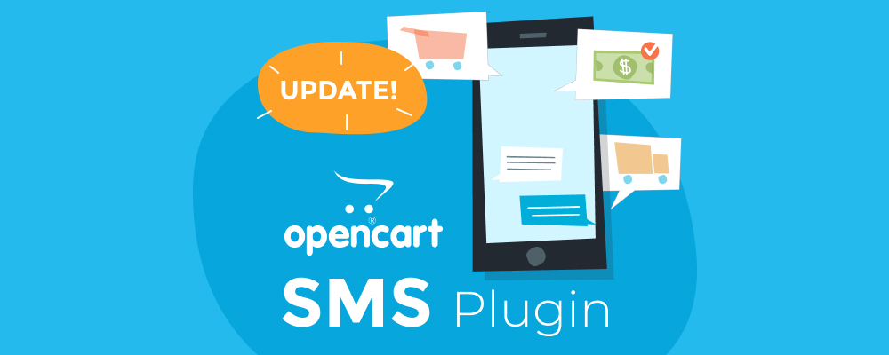 OpenCart - SMS Notification
