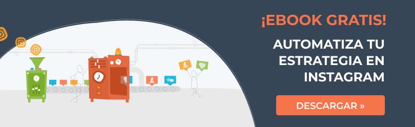 Ebook Como Automatizar Instagram ES | E-goi