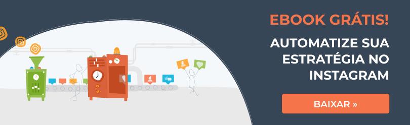Ebook Como Automatizar Instagram BR | E-goi
